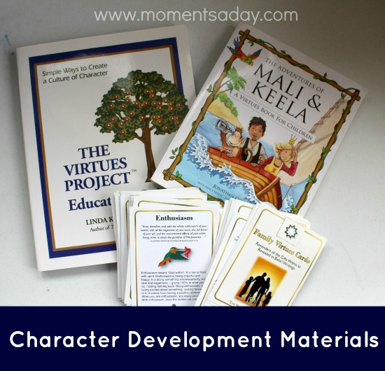 Virtues Project Materials