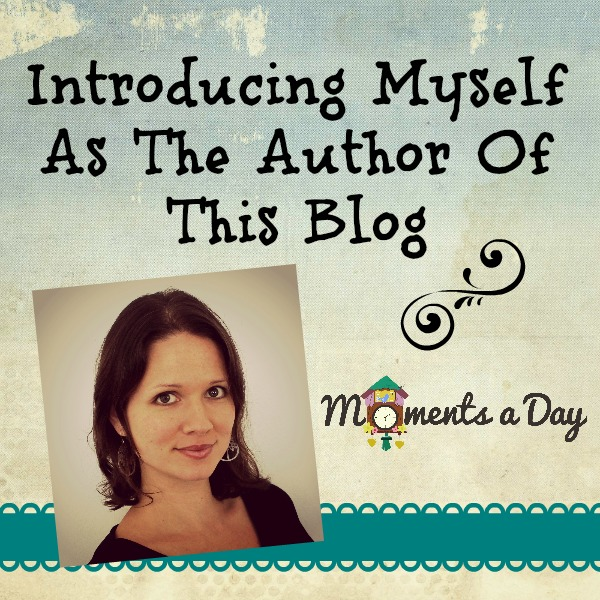 blog introduce yourself