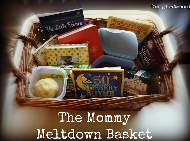 The Mommy Meltdown Basket