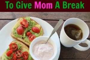 10 Things Dad Can Do To Give Mom A Break