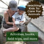 Teaching Kids To Care For Animals