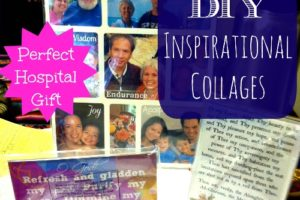 DIY Inspirational Collages