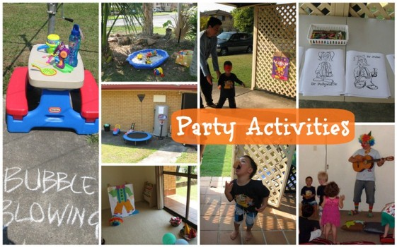party activities