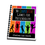 Free Ebook: Games for Preschoolers