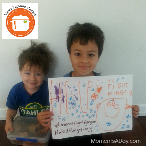 Raise awareness about hunger