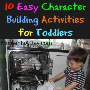 Posted in 100 Kids Activities to Build Character
