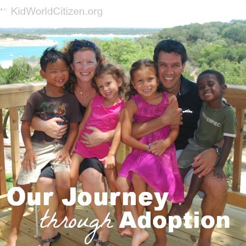 Our Journey through Adoption by Kid World Citizen