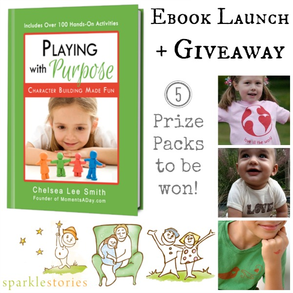 Ebook Launch and Giveaway