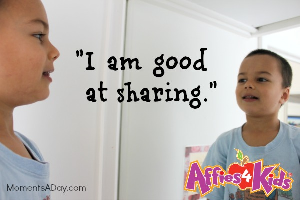 Affirmations for Kids by Affies4Kids
