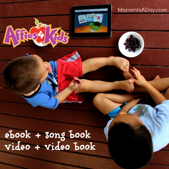 Ebook from Affies4Kids