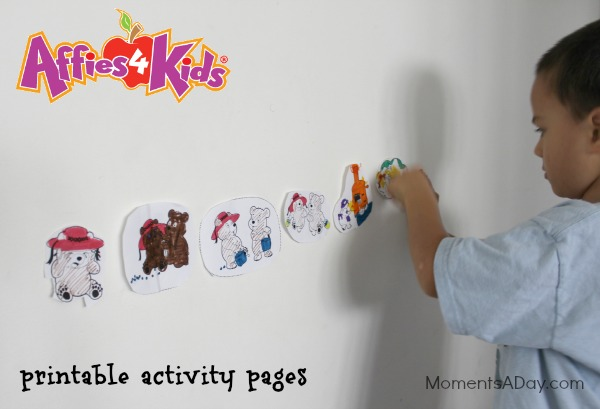 Printable Activities by Affies4Kids