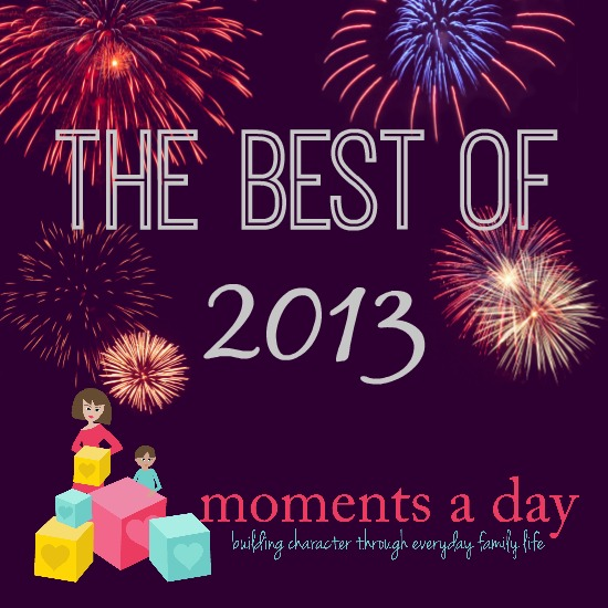 The Best of Moments A Day in 2013