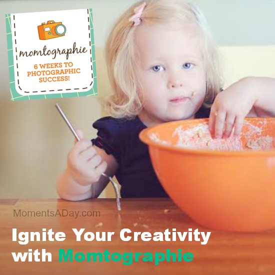 Ignite Your Creativity with Momtographie
