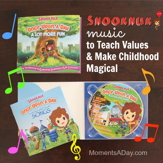 usic to Teach Values and Make Childhood Magical