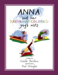 Anna Yoga Stories Book