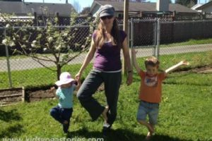 Review: Kids Yoga Stories (Teaching Children A Life Of Balance)