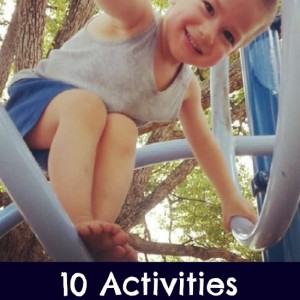 10 Activities to Help Young Children Develop a Positive Attitude