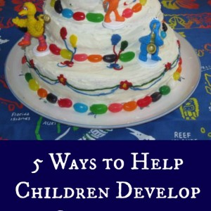 5 Ways to Help Children Develop Generosity