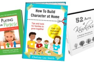 Character Building Ebook Bundle