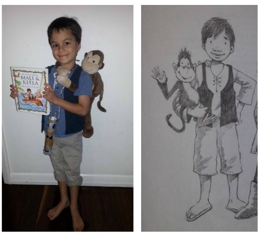 Here are some fun ways for kids to find and celebrate Positive Role Models in Storybooks