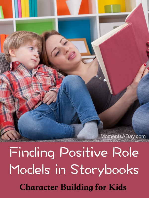 Helping Kids Find Positive Role Models in Storybooks