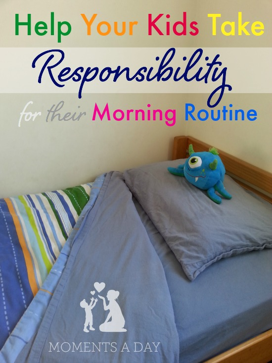 Tips for Morning Routine Responsibilities for Young Kids