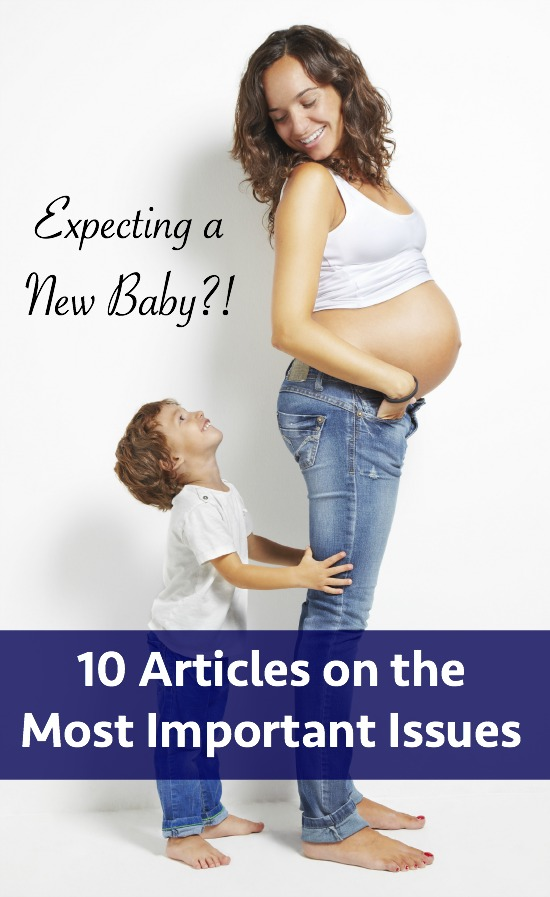 10 posts all about expecting a new baby
