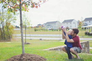4 Ways To Foster Family Connection With a Camera