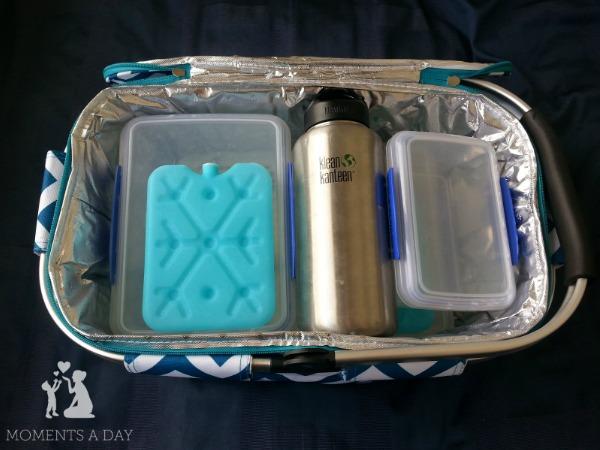 Make your own picnic kit to make family picnics more fun