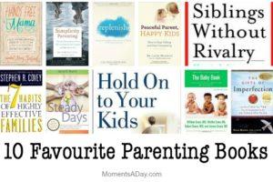 10 Favourite Parenting Books