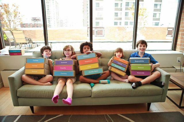 Character education from Happy Heart Kid