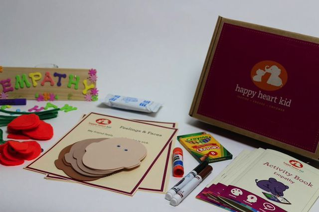 Help kids develop character with fun hands on kits