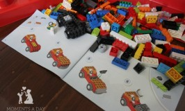 Lego Juniors is a great way to introduce Lego to four to seven year olds