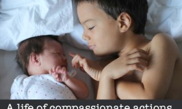 Teaching kids to be compassionate begins in early childhood