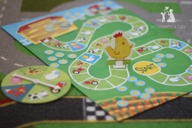 cooperative board games for toddlers
