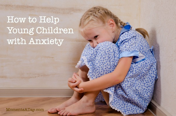 Tips and exercises to help young children deal with anxiety
