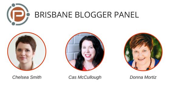 Brisbane blogger panel