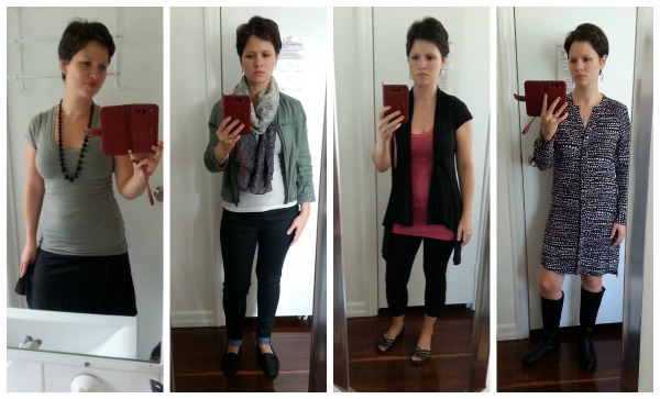 Helping mothers gain self confidence by evolving their style