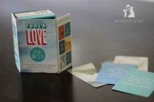Review: Lunch Box Cards to Encourage Positive Thinking