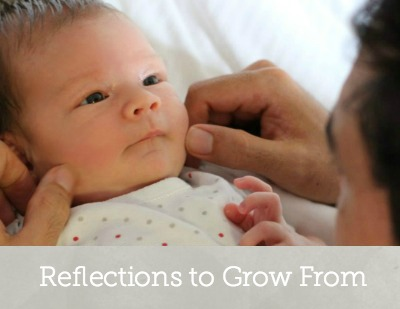 Reflections to grow from