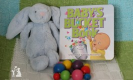 Sweet board book for babies that reminds parents and siblings how to show kindness and consideration for little ones