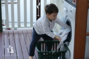 """We Don't Do """"Chores""""… We Do """"Family Service"""" Instead"""