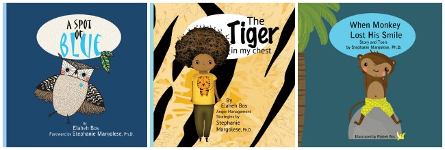 Three storybooks to help kids deal with big emotions