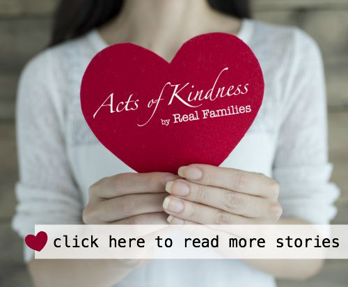 Read more stories of kindness