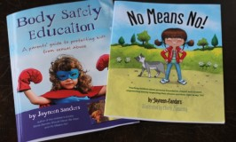 Helpful resources to teach kids body safety and what to do if they are abused