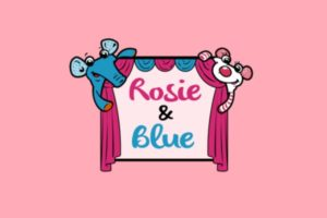{Rosie & Blue} Blue starts swimming lessons – Learning about courage