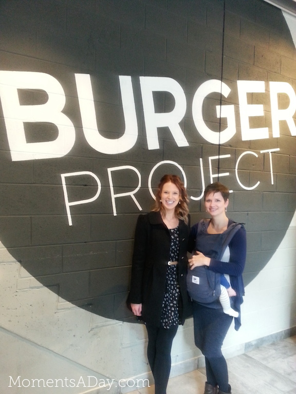 Burger project awesome food in Sydney
