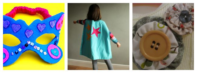 Easy gifts you can sew for kids