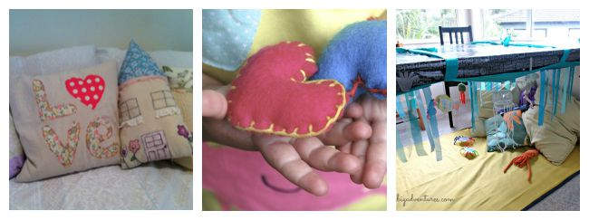 Fun room decorations you can sew for kids as gifts