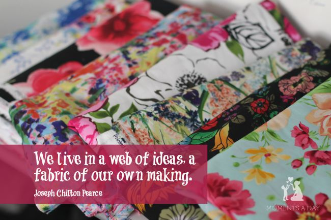 The art of crafting goes beyond the physical result